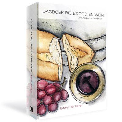 Dagboek bij brood en wijn avondmaal