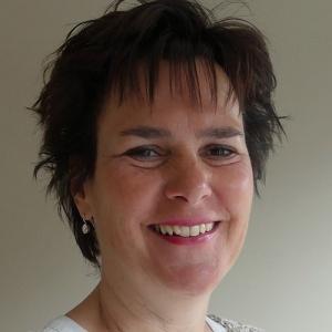 Schrijfster Marijke Gootjes