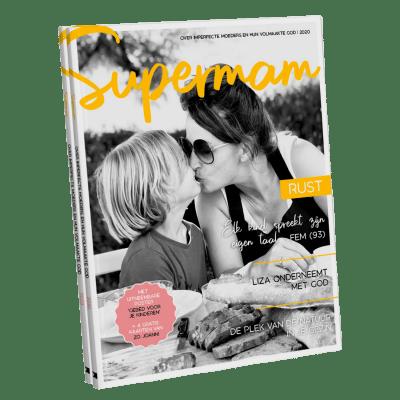 Christelijk magazine Supermam